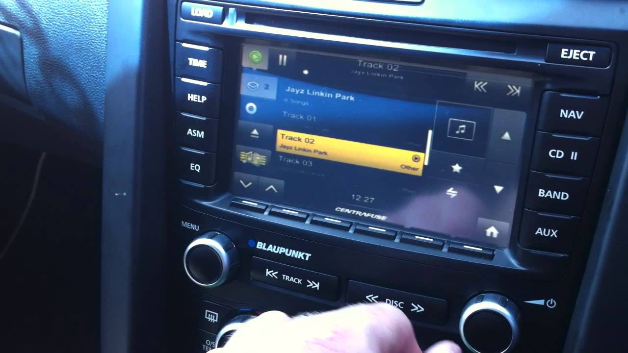 Costley Touch Screen Carpc In Holden Ve Ssv Ute