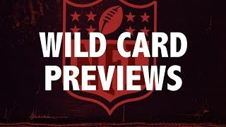 NFL Wild Card Game Previews & Head Coach Openings | MMQB Podcast | Sports Illustrated