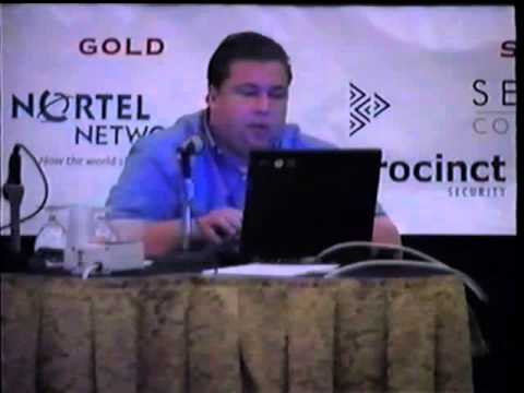 Black Hat USA 2002 - Cracking VoIP Architecture