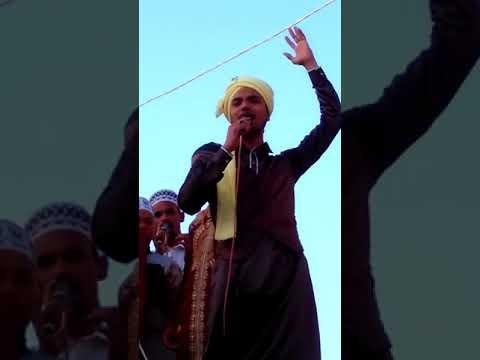 Saiyed Khwaja abul hasan naat khwan group of veraval contact no. 9898856482