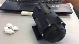 Raifil CP-50G вакуумный насос повышения давления для систем обратного осмоса. Обзор.