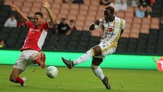 HIGHLIGHTS: MK Dons 3-0 Charlton Athletic