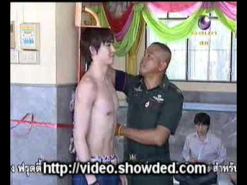 นิชคุณ 2pm เกณฑ์ทหาร ที่เมืองไทย
