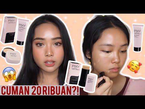PIXY 4 Beauty Benefit / BAGUS BANGET!!/ Review + Test Ketahanan thumbnail