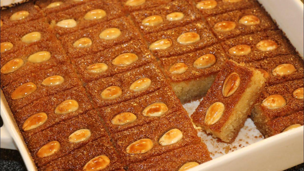 Hakiki şambali tatlısı nasıl yapılır tarifi / irmikle yapılanŞambali  Şam tatlısı tarifi kolay tatlı