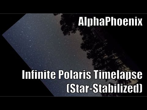 This Infinite Loop Timelapse Spins the Earth While the Stars Stay Still