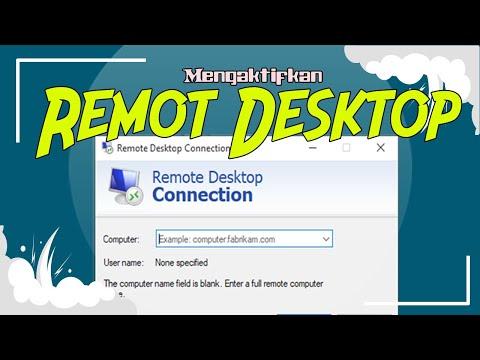 Setting Remote Desktop (RDP) Multi User #Windows 7.