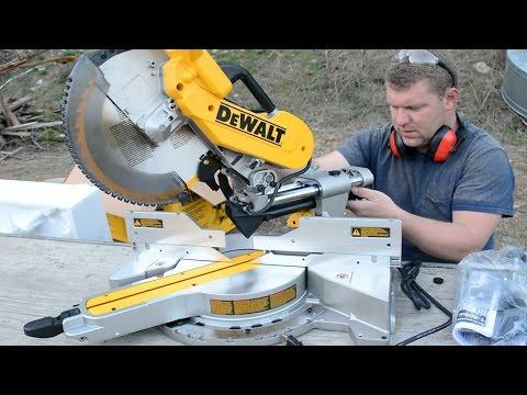 Bosch Gcm12gdl Glide Mitre Saw Doovi