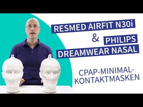 cpap-minimalkontaktmasken:-airfit-n30i---dreamwear-nasenmaske