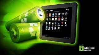 Обзор планшета Impression Impad 9706