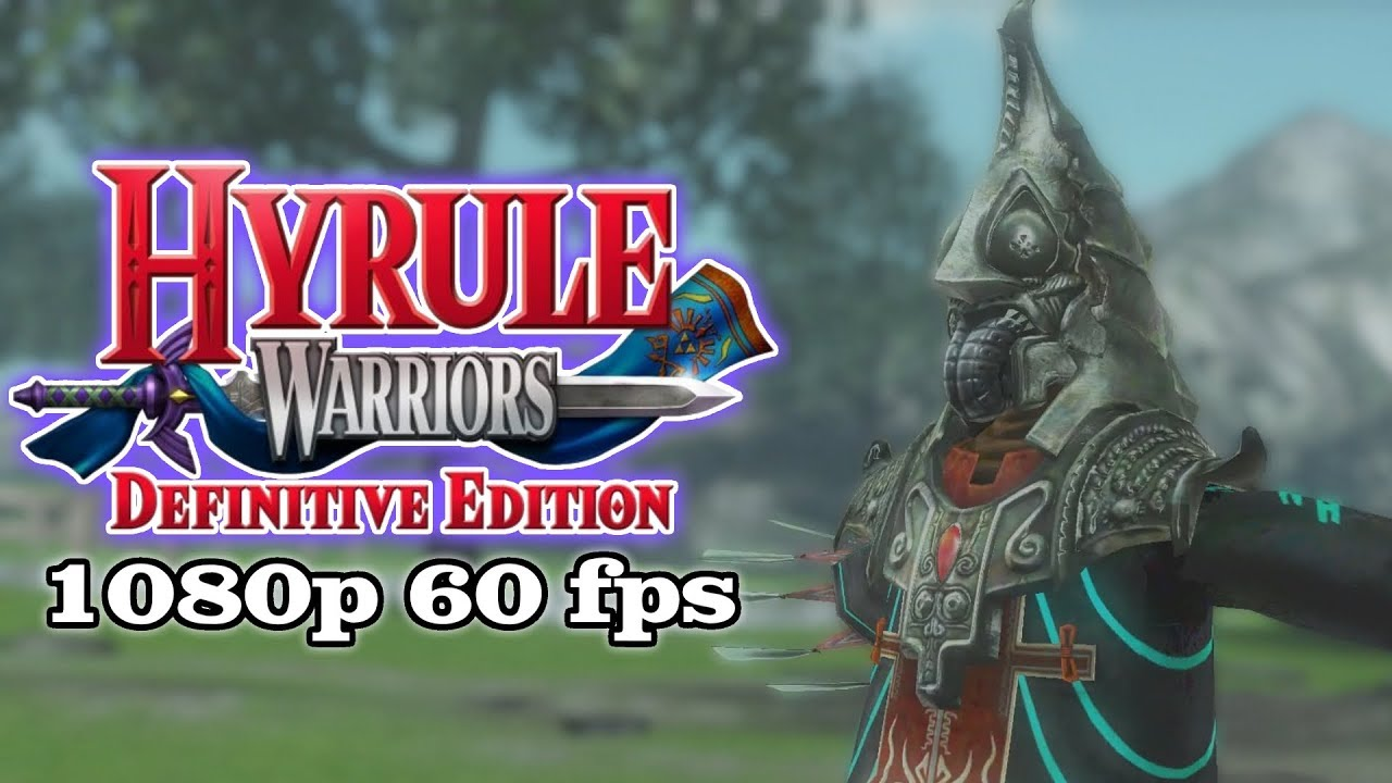 14 Minutes Of Zant Gameplay Hyrule Warriors Definitive Edition 1080p 60fps Youtube
