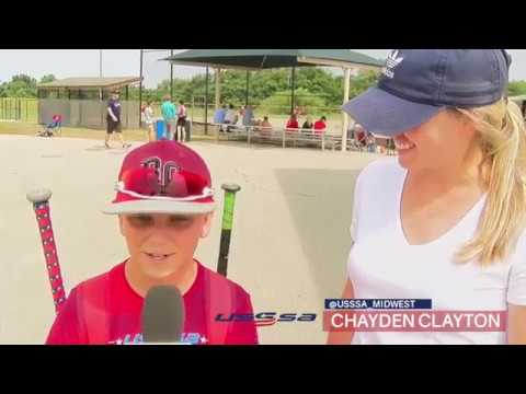 2018 USSSA Baseball All American Tryouts - Central Region