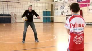 I fondamentali della pallavolo: la ricezione