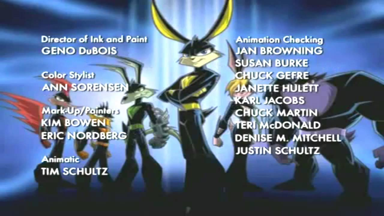 Loonatics Unleashed (TV Series 2005-2007) - Backdrops ... |Loonatics Unleashed Wedgie