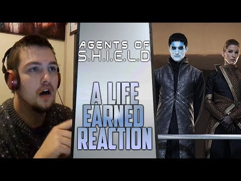 Agents of SHIELD 5x04: A Life Earned Reaction