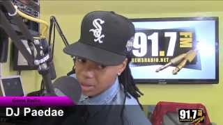 Gems Radio DJ Paedae &  Fuzz Rico Speak on 1-800-Trap #1800Trap
