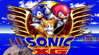 Sonic XG | Xtra Good? (Sonic Fan Games)