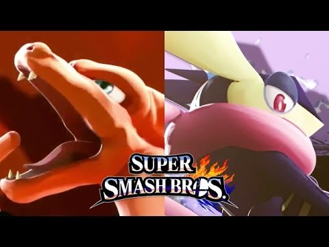 SUPER SMASH BROS 4!! NEW CHARACTERS, RELEASE DATES, TONS OF INFO!!