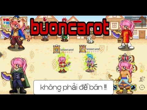 HTTH - Lí Do Buoncarot Không Phải Là Để Bán, Tiểu Sữ Buoncarot ( 2 SEVER )