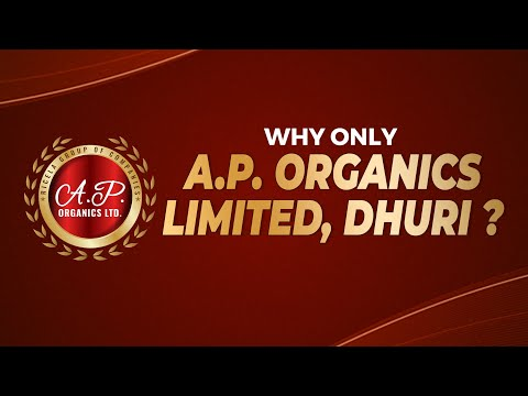 Why only A.P. Organics Limited ??