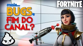 FORTNITE more BUGs and end of the channel? Guns and Heroes Bugados! Science Fiction Event