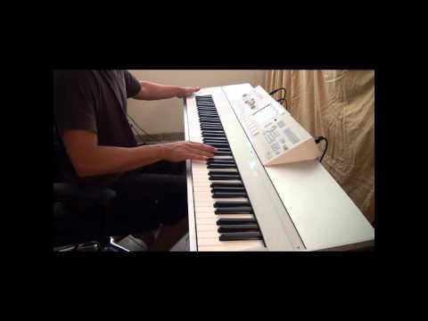 Keyboard Guitar Solo SICK RIFFS!!!!