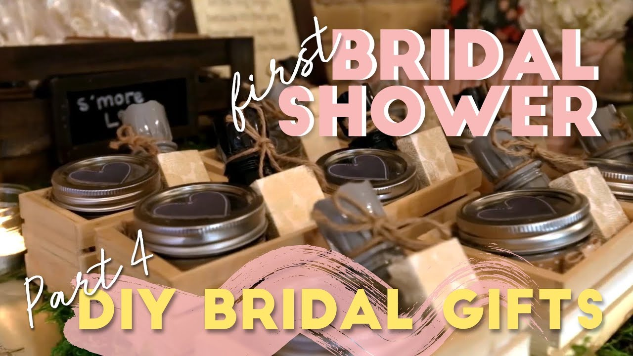 diy bridal shower gifts surprise with rachhloves