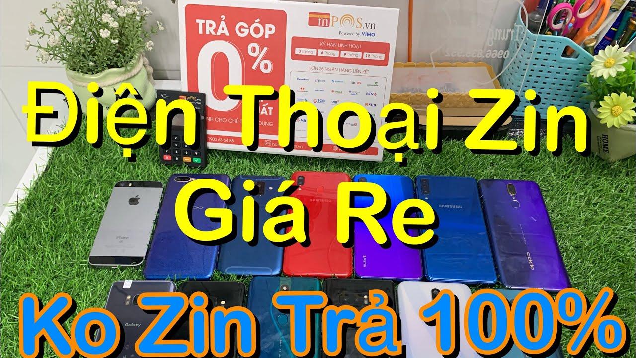 Điện thoại chất lượng cao giá rẻ 9 hãng : Giá Từ 2Tr đến 5Tr (#OppO #SamSung #Huawei #IPhone ) 05/07