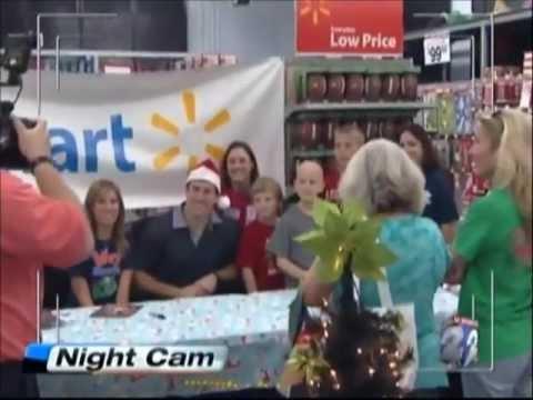 Owen Daniels Catching a Dream news coverage (12/3/2012)