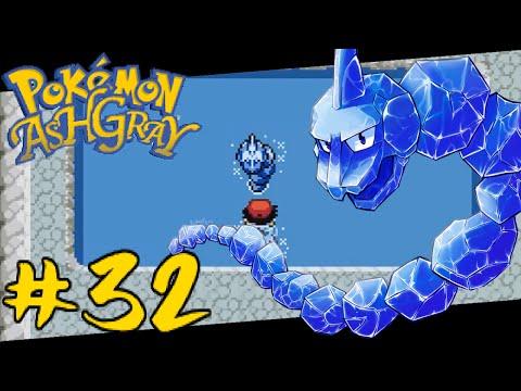 Pokemon: Ash Gray - Tam Çözüm#32 : Kristal Onix