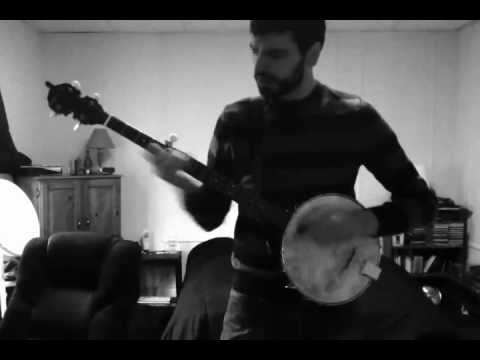 The Pathetic Anthem (Mugison) on banjo.