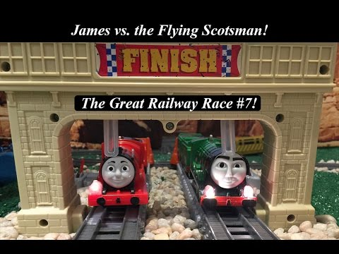 thomas-and-friends-trackmaster-great-railway-race#7-james-vs.-the-flying-scotsman!