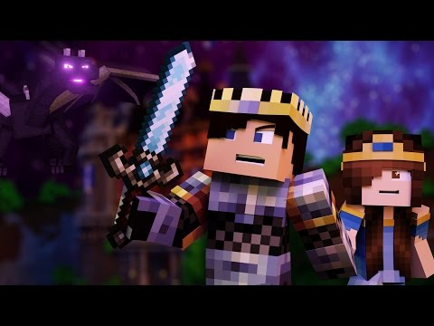 Minecraft Song ♪ 'Memoirs' - A Minecraft Parody of The Weeknd's Starboy (Music Video)