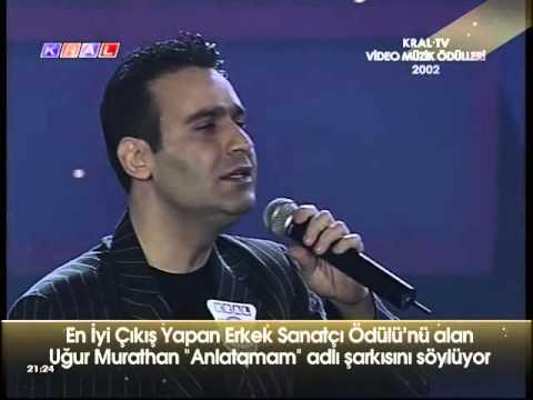 Uğur Murathan Kral TV Müzik Ödül Töreni