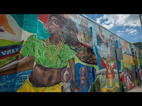 Touring Little Haiti