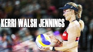 Beach Volleyball LEGEND • Kerri Walsh Jennings (USA) • Beach Volleyball World