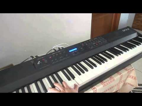 El shaddai New Wine Piano Tutorial Completo