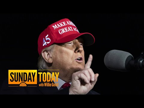 President Trump Yet To Concede To Joe Biden, Promising Legal Fight | Sunday TODAY