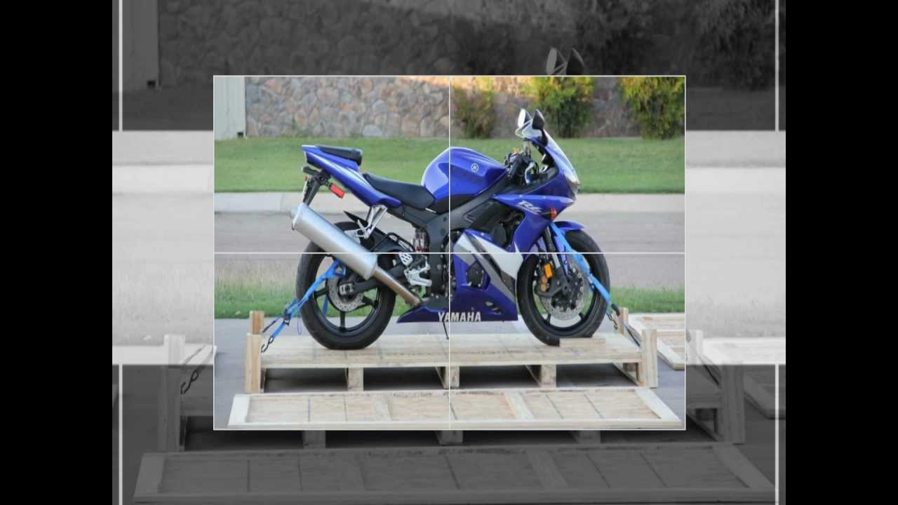 Low Cost Motorcycle Shipping Crates Crate Outlet Youtube