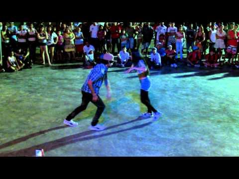 5º Encontro de Dança de Rua de Alagoa Grande (PB) - David e Andreza