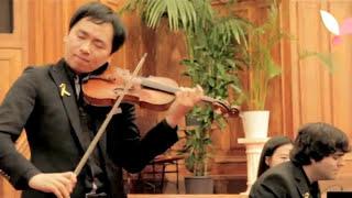 R. A. Schumann - Sonate pour violon en la mineur    op. 105 no. 1, Mit leidenschaftlichem Ausdruck