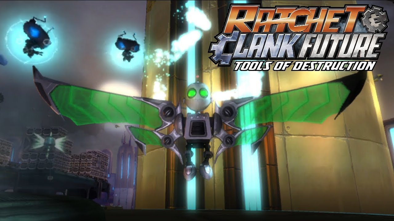 Ratchet Clank Future Tools Of Destruction Walkthrough Part 3