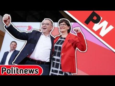 Neuer SPD-Vorsitz: Kommen
