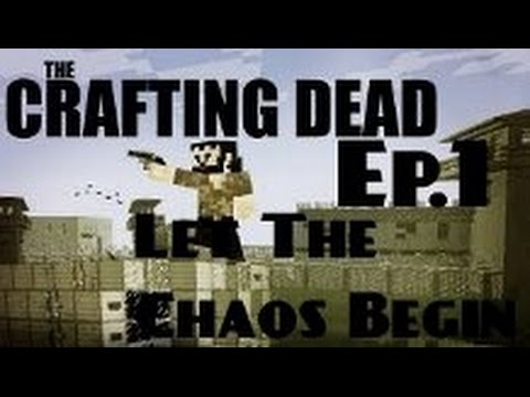 Let the chaos begin the crafting dead ep 1 youtube for The crafting dead ep 1
