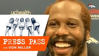 Von miller meets with the media to discuss his offseason, effects of covid 19 and more.subscribe broncos » https://www./broncos