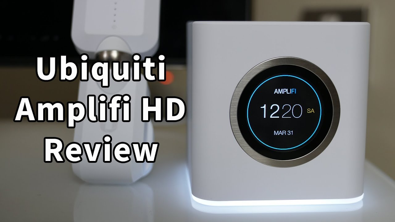 AmpliFi HD: The Best Home Wi-Fi System On The Market