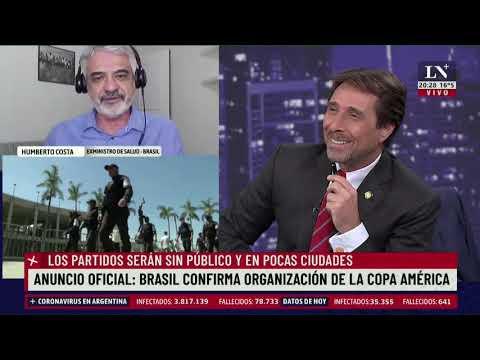 Polémica: la Copa América se realiza en Brasil, pero sin público