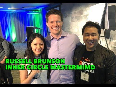 Russell Brunson Inner Circle Mastermind | DennySantosoTV EP65