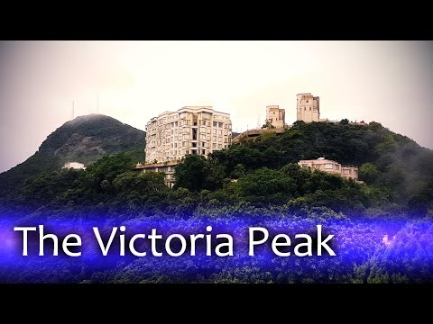 The Victoria Peak 扯旗山  / Hong Kong HD