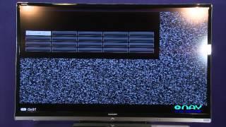 TV SHARP Aquos LE740E - NAY Elektrodom